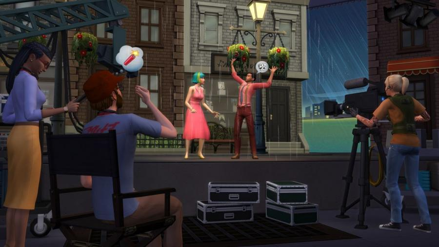 Los Sims 4 + ¡Rumbo a la Fama! Bundle (juego original + extension) Screenshot 3