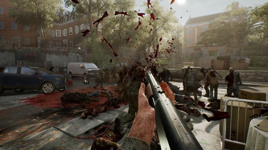 Overkill's The Walking Dead - Deluxe Edition Screenshot 4