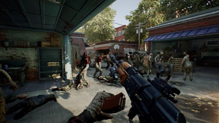 Overkill's The Walking Dead - Deluxe Edition Screenshot 2