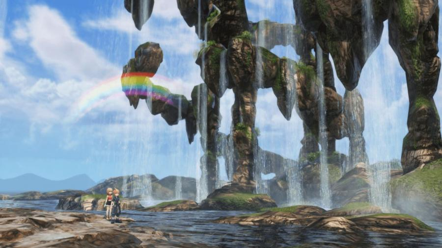 World of Final Fantasy MAXIMA Upgrade Screenshot 2