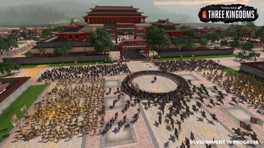 Total War - Three Kingdoms Screenshot 2