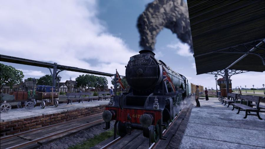 Railway Empire - Great Britain & Ireland (DLC) Screenshot 4