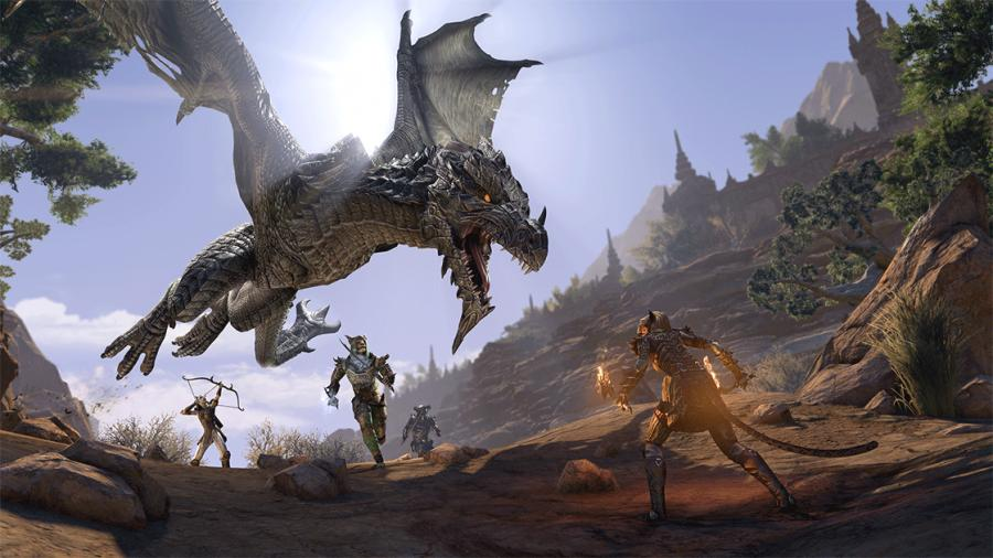 The Elder Scrolls Online - Elsweyr (Digital Collectors Edition Upgrade) Screenshot 5