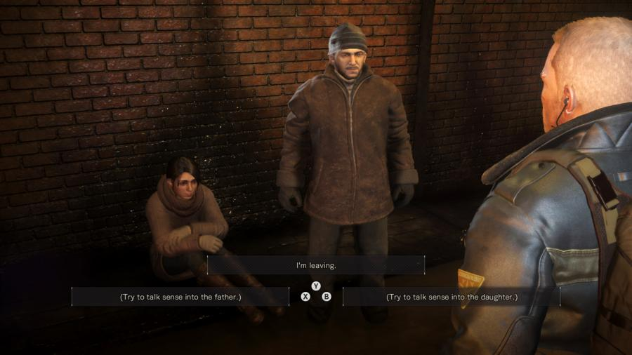 Left Alive Screenshot 5