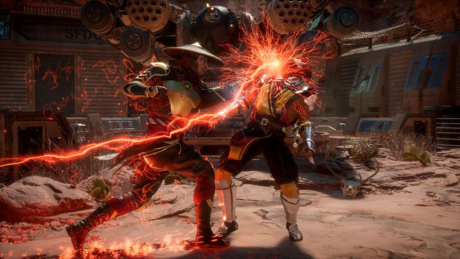 Mortal Kombat 11 - Premium Edition Screenshot 8