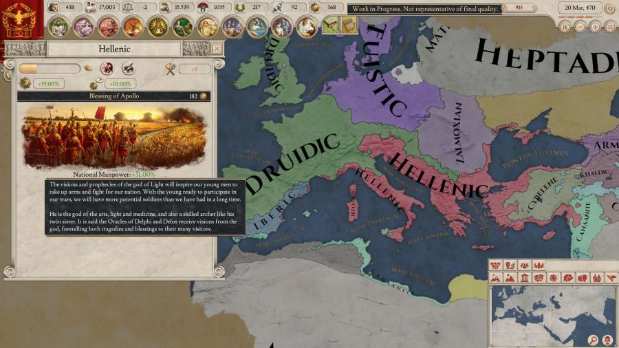 Imperator Rome - Deluxe Edition Screenshot 6