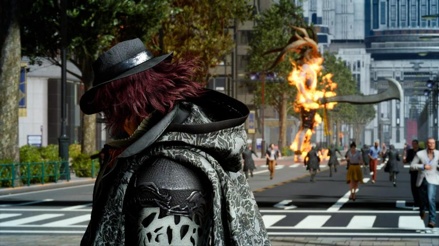 Final Fantasy XV - Episode Ardyn (DLC) Screenshot 4
