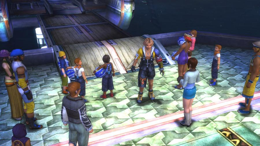 Final Fantasy X/X-2 HD Remaster - Xbox One Código de Descarga Screenshot 2