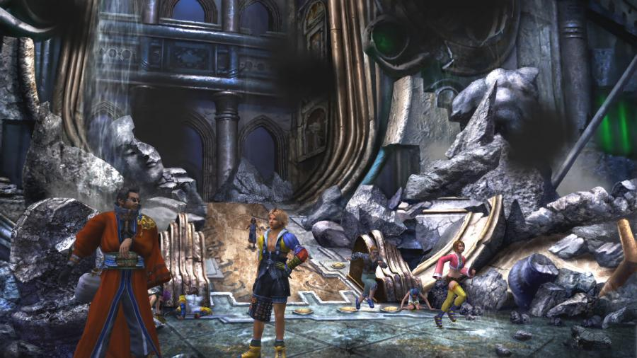 Final Fantasy X/X-2 HD Remaster - Xbox One Código de Descarga Screenshot 7