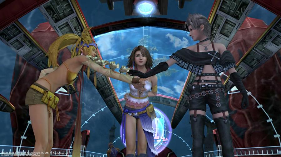 Final Fantasy X/X-2 HD Remaster - Xbox One Código de Descarga Screenshot 3