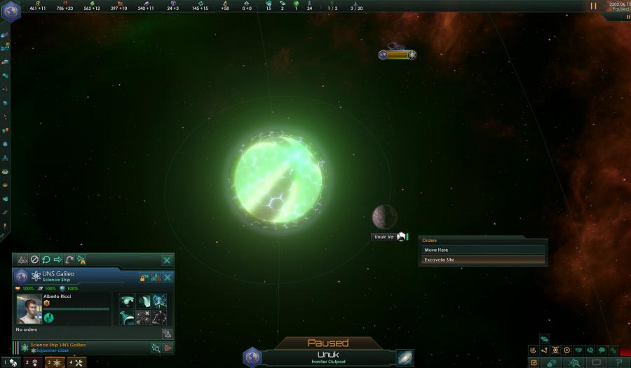 Stellaris Ancient Relics Story Pack (DLC) Screenshot 4