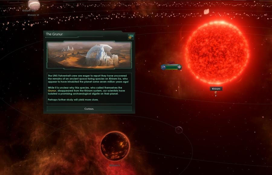 Stellaris Ancient Relics Story Pack (DLC) Screenshot 5