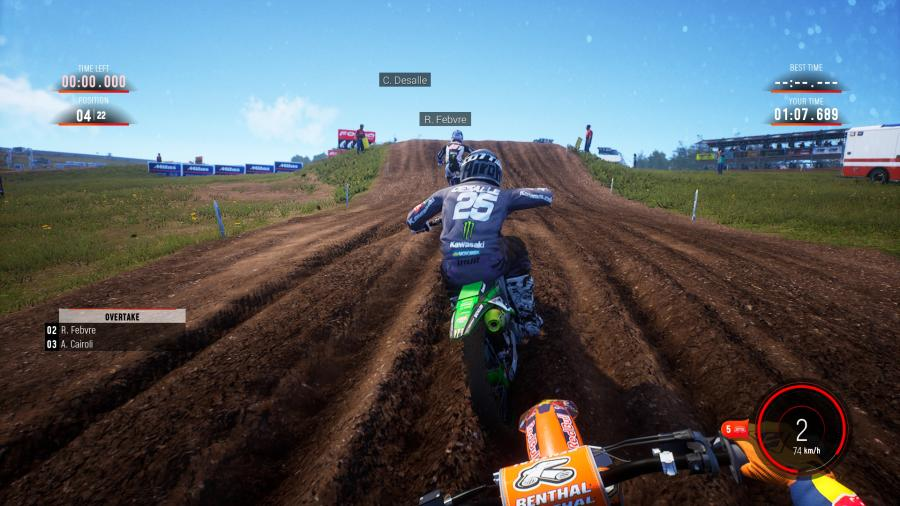 MXGP 2019 - The Official Motocross Videogame Screenshot 2