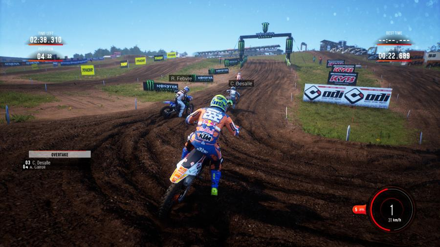 MXGP 2019 - The Official Motocross Videogame Screenshot 3