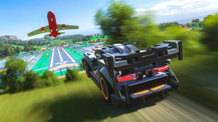 Forza Horizon 4 - LEGO Speed Champions DLC (Xbox One / Windows 10) Screenshot 4
