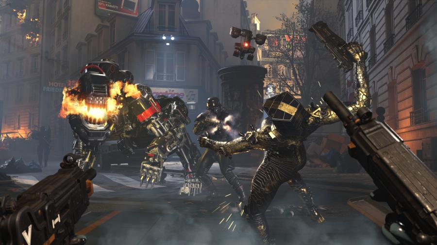 Wolfenstein Youngblood Screenshot 3