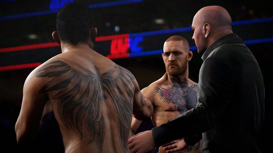 EA Sports UFC 3 - Xbox One Código de Descarga Screenshot 6
