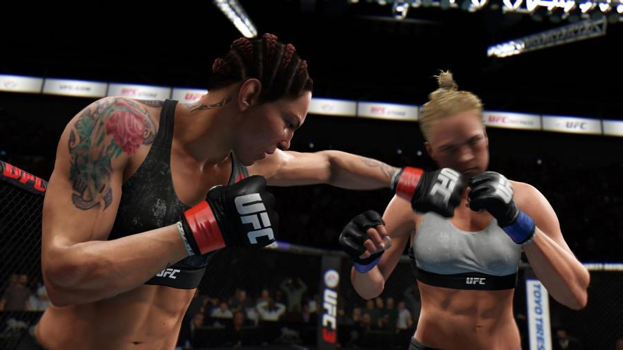 EA Sports UFC 3 - Xbox One Código de Descarga Screenshot 2