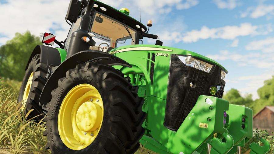 Farming Simulator 19 - Platinum Edition Screenshot 2