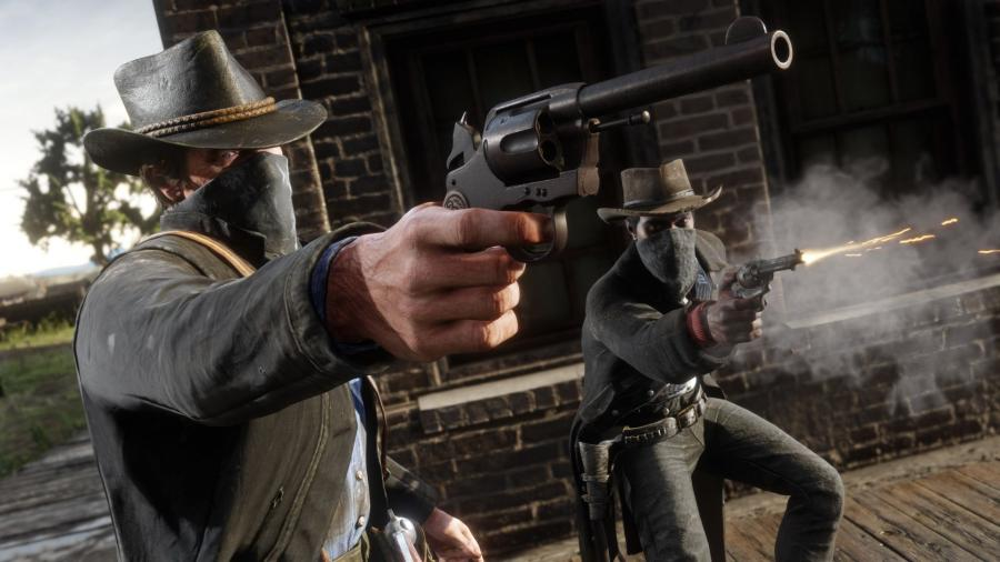 Red Dead Redemption 2 - Ultimate Edition (PC Version) Screenshot 6