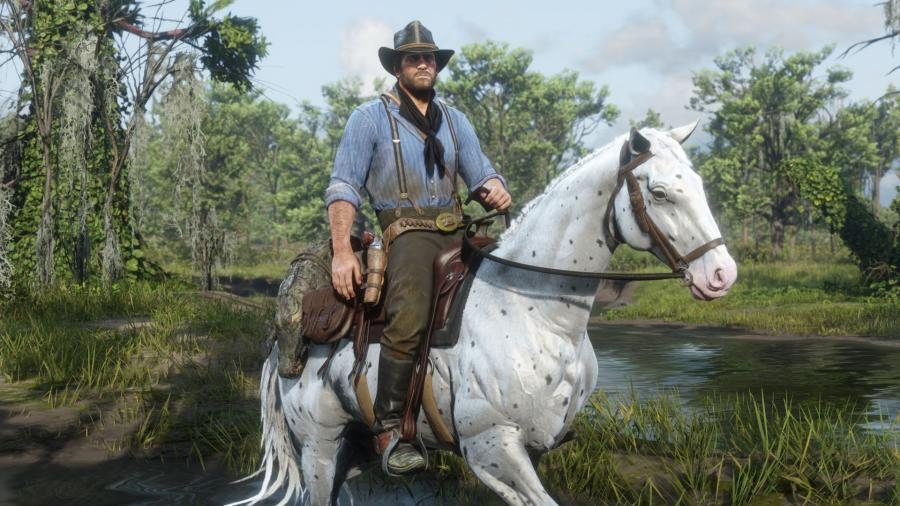 Red Dead Redemption 2 - Ultimate Edition (PC Version) Screenshot 8