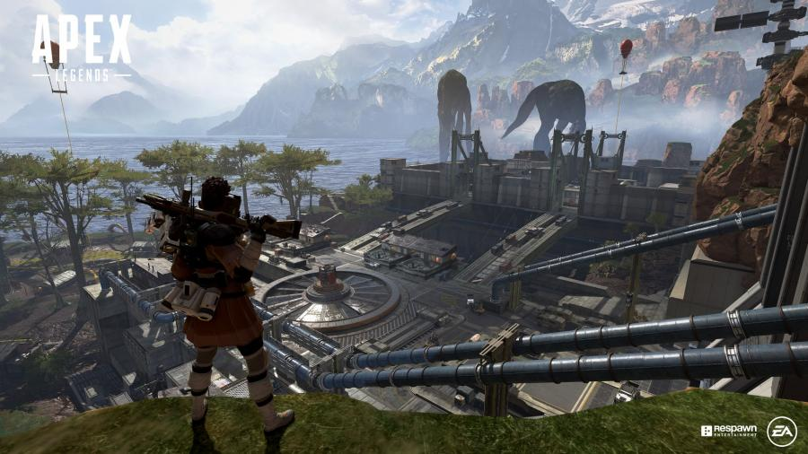 Apex Legends - Lifeline Edition (Xbox One Download Code) Screenshot 2