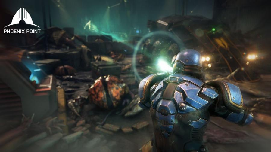 Phoenix Point - Epic Games Store Key Screenshot 2