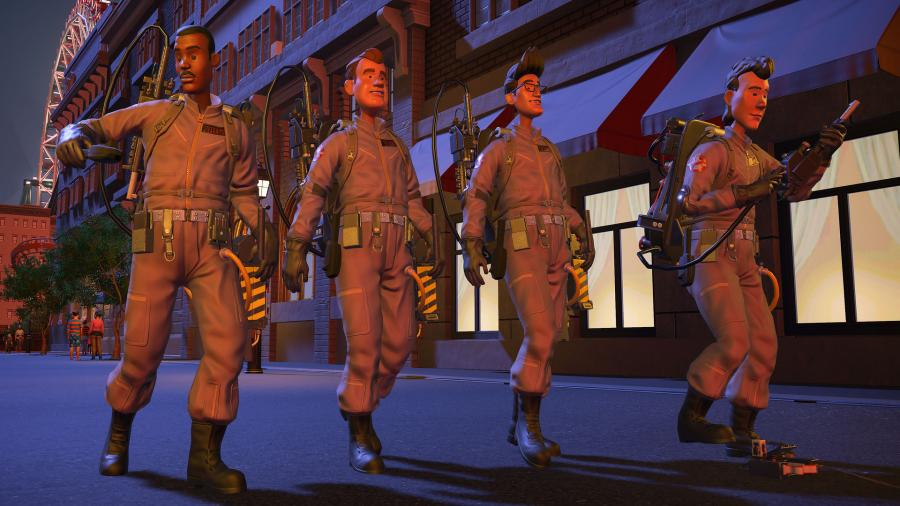 Planet Coaster - Ghostbusters (DLC) Screenshot 2