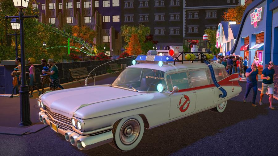 Planet Coaster - Ghostbusters (DLC) Screenshot 3
