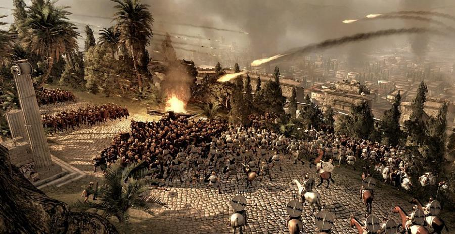Total War Rome 2 - Enemy at the Gates Edition Screenshot 6