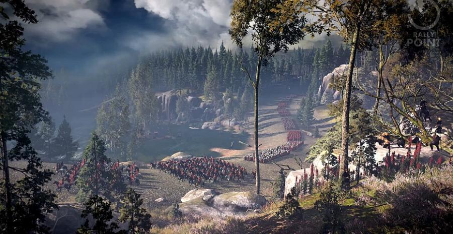 Total War Rome 2 - Enemy at the Gates Edition Screenshot 5
