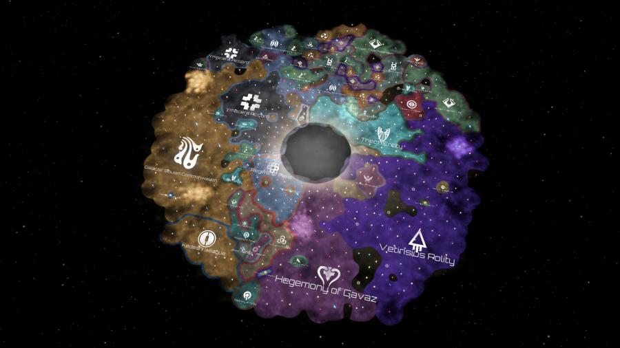 Stellaris - Federations (DLC) - EU Key Screenshot 5