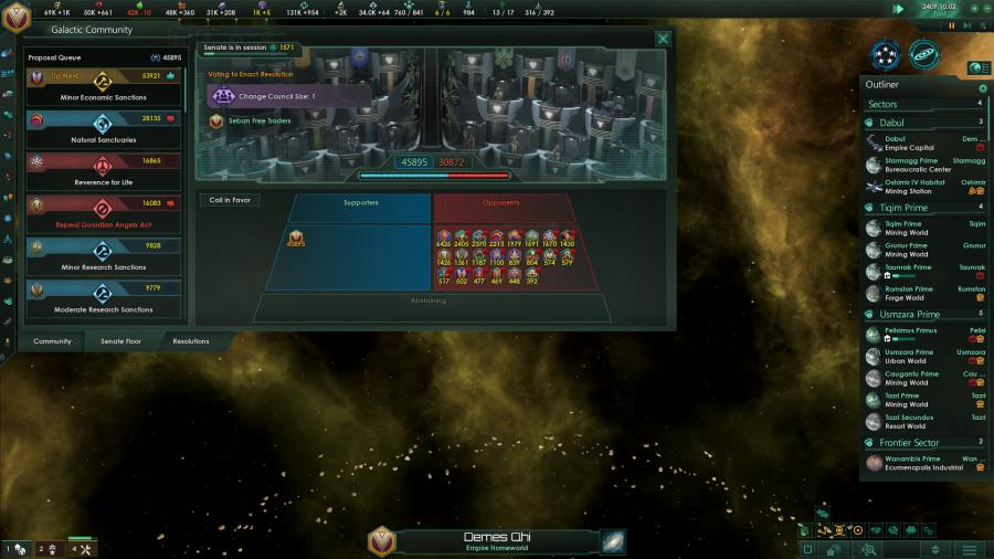 Stellaris - Federations (DLC) - EU Key Screenshot 2