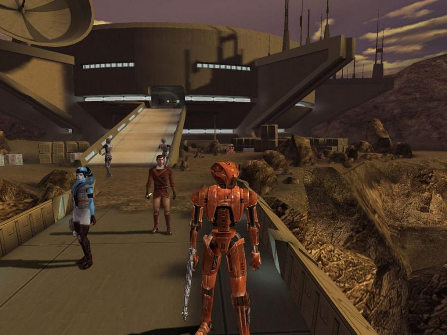 Star Wars - Knights of the Old Republic Screenshot 7