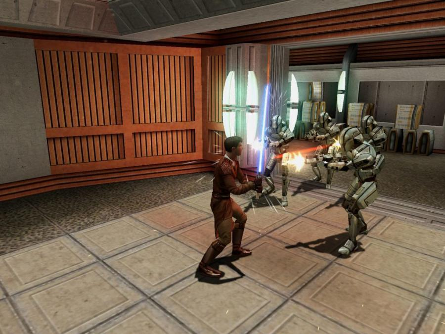 Star Wars - Knights of the Old Republic Screenshot 2